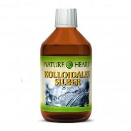 Kolloidales Silber 25 ppm...